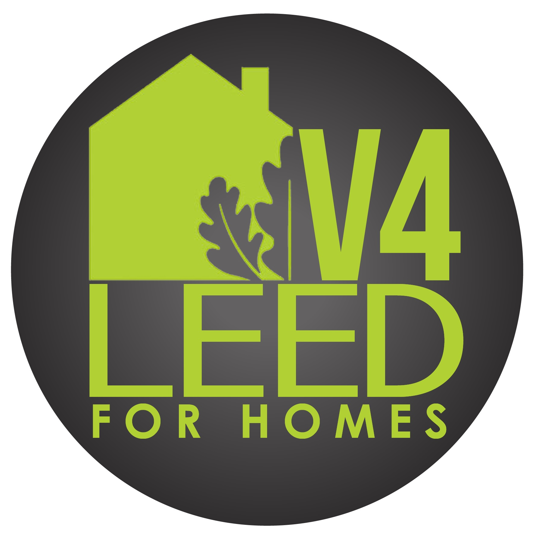 Consulting and inspection services building performance for Leed certification for homes